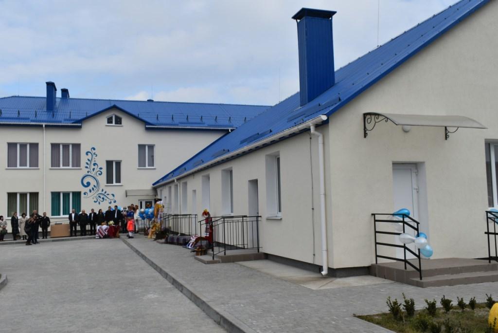 У селі Ковельського району відкрили новий дитячий садок
