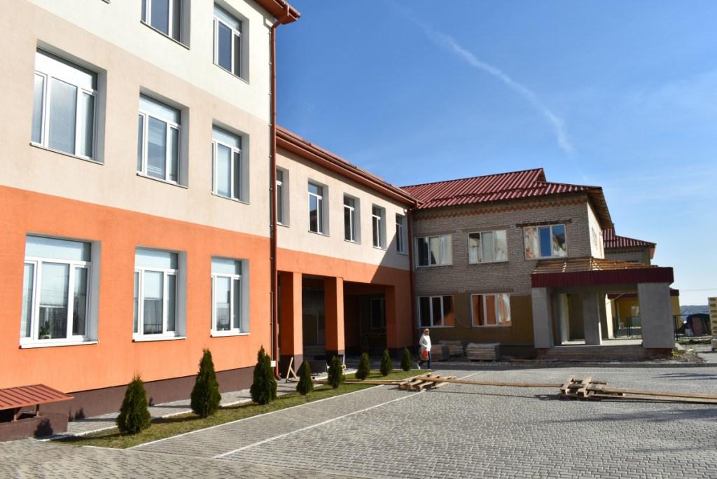 Будівельна готовність реконструкції НВК у селі на Ковельщині – понад 60 %