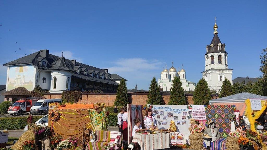У Зимному на Волині організували фестиваль