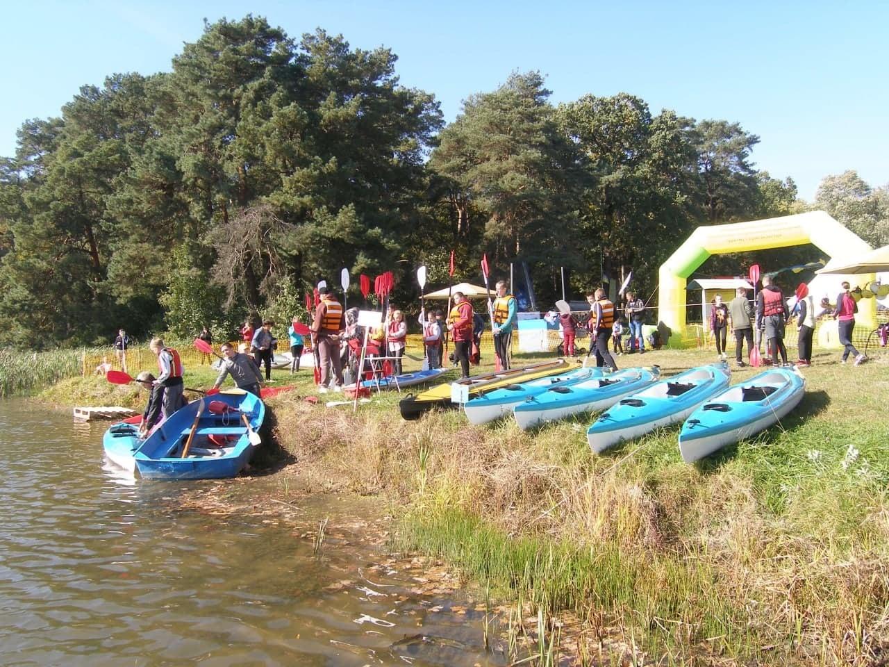 Поблизу Луцька організували День відкритої води