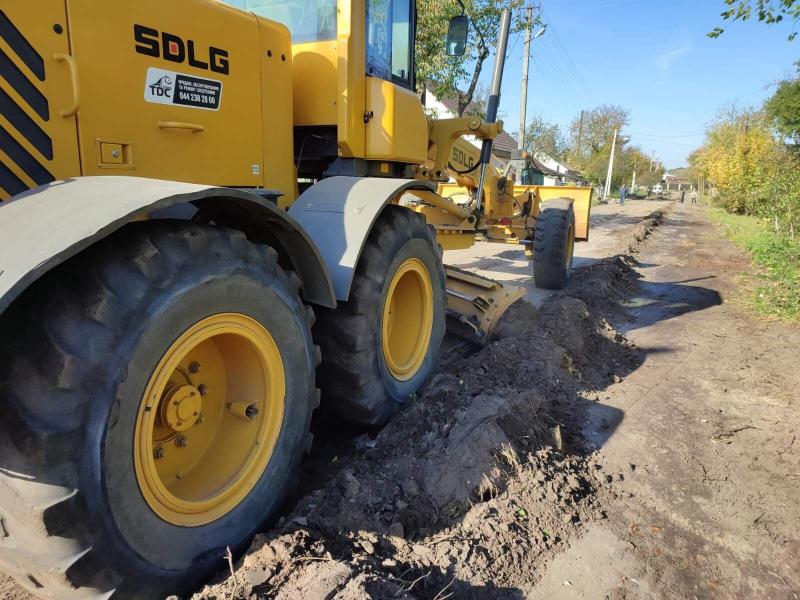 У Ківерцях розпочали поточний ремонт вулиць Лесі Українки та Чехова