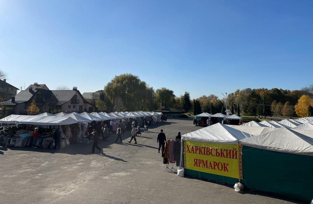 Ярмарок українських товаровиробників у Володимирі-Волинському працюватиме до 2 листопада