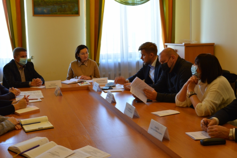 Патронат над відновленням Олицького замку взяли два міністри
