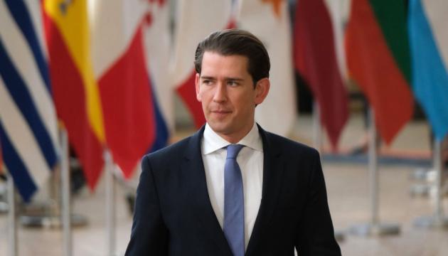 Канцлер Австрії подав у відставку на тлі корупційних розслідувань проти нього