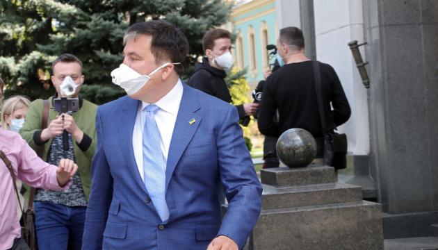Саакашвілі продовжує голодування у в'язниці та не хоче екстрадиції в Україну