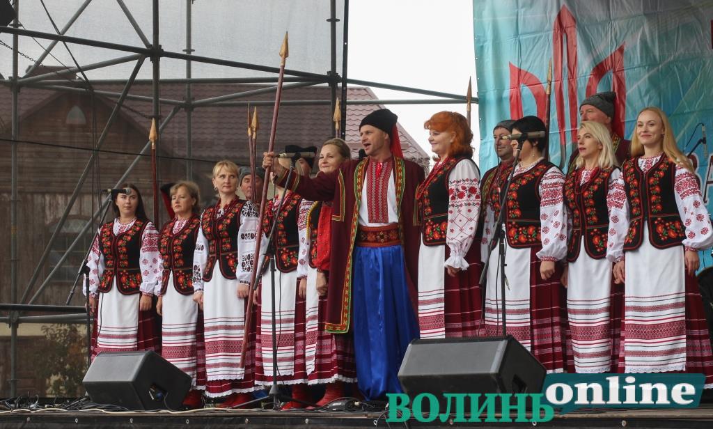 «За Україну! За її волю!»: під стінами Луцького замку організували фестиваль