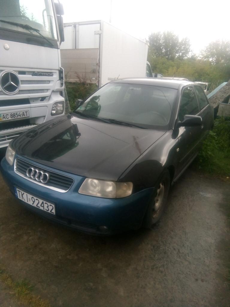 Волинська митниця продає з аукціону авто Audi A3