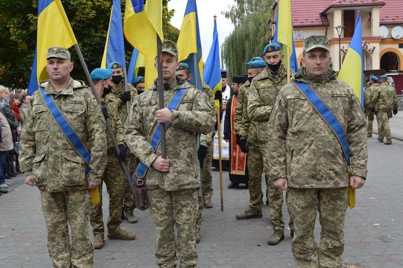 У Ковелі вшановують захисників України