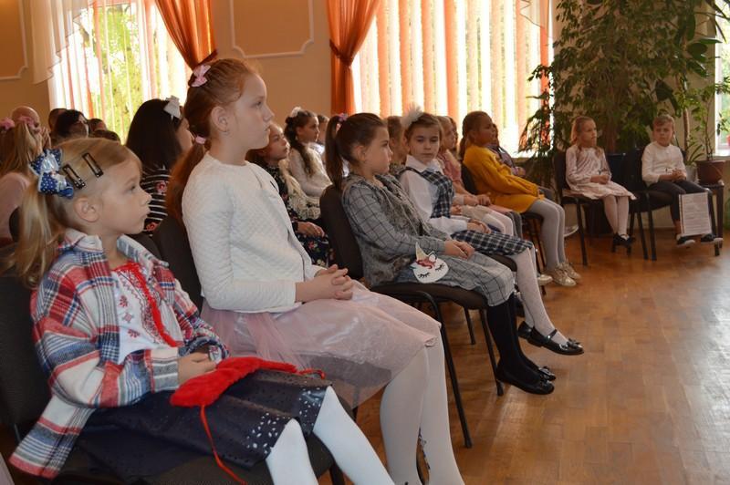У Ковельській школі мистецтв відбулася урочиста посвята першокласників у юні музиканти