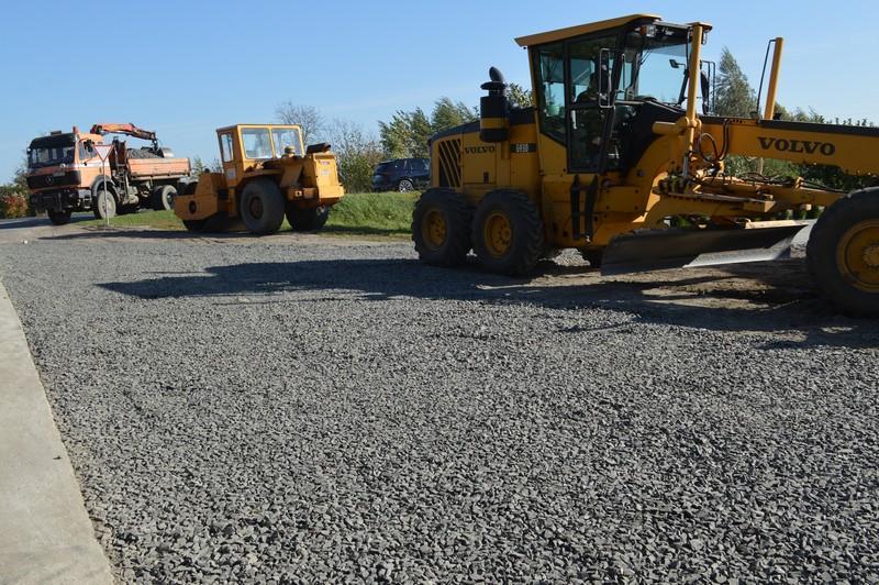 У двох селах Ковельської громади завершують ремонт доріг