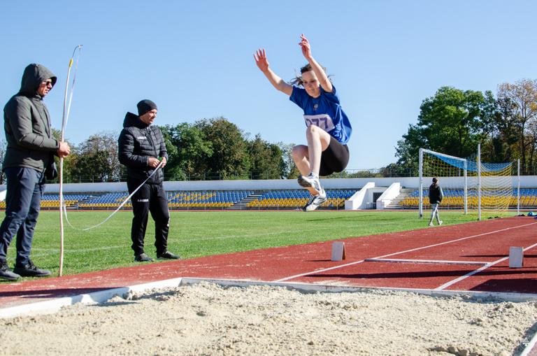 У Нововолинську відбувся турнір з легкої атлетики