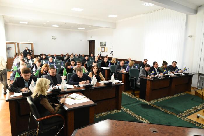 Депутати Луцькради закликали керівництво країни переглянути підхід до бюджетного процесу в Україні
