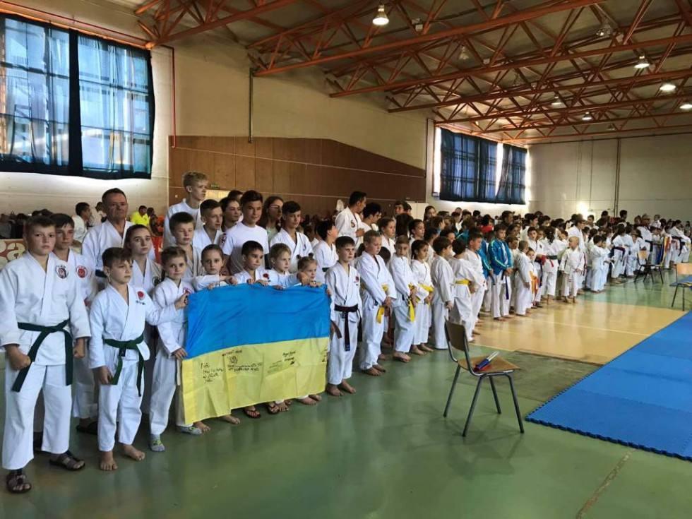 Спортсмени з Рованців стали чемпіонами Європи з карате
