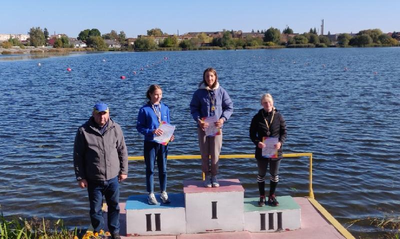 Ковельчани – переможці змагань з веслування «Волинь спортивна 2021»