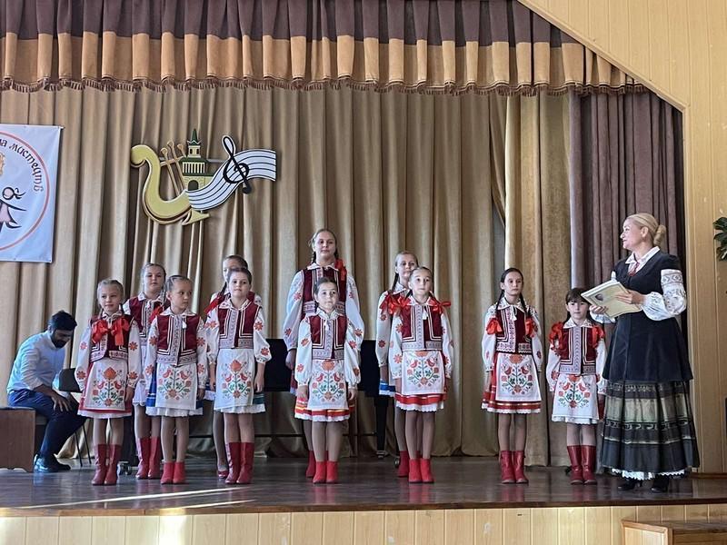 У Ковелі презентували авторські пісенні збірки на вірші Лесі Українки та Олени Пчілки