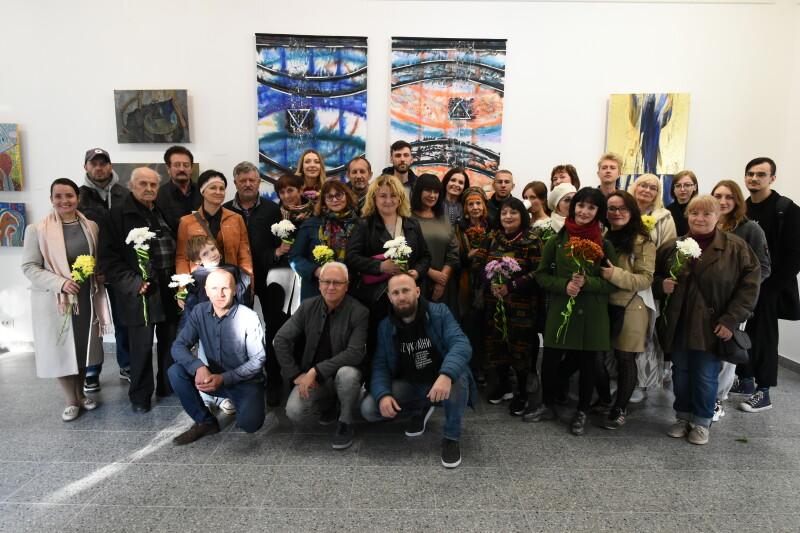 У Луцьку відкрили виставку до Дня художника