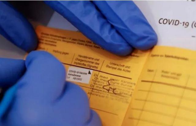 На Волині до суду направили ще два обвинувальні акти щодо осіб, які використовували підроблені сертифікати на COVID-19