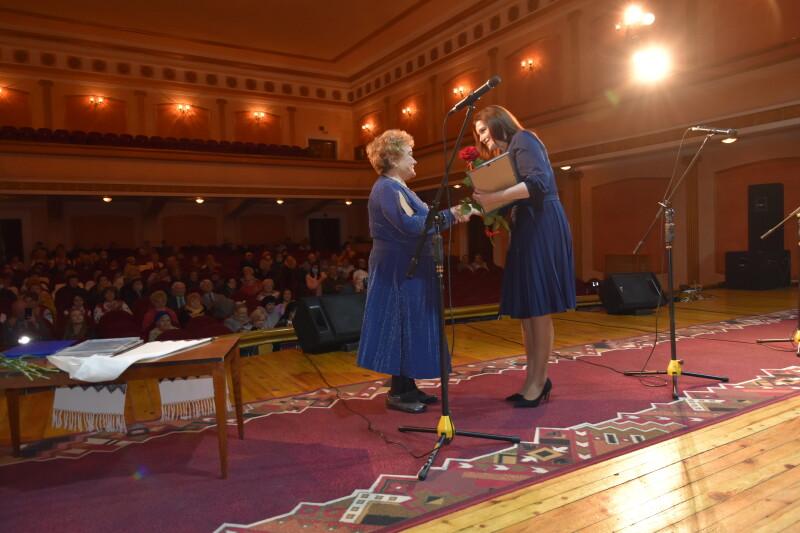 Клуб «Неспокійні серця» у Луцьку відзначив 35-ту річницю