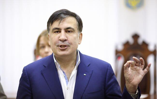 Саакашвілі висунули нове звинувачення — незаконний перетин кордону