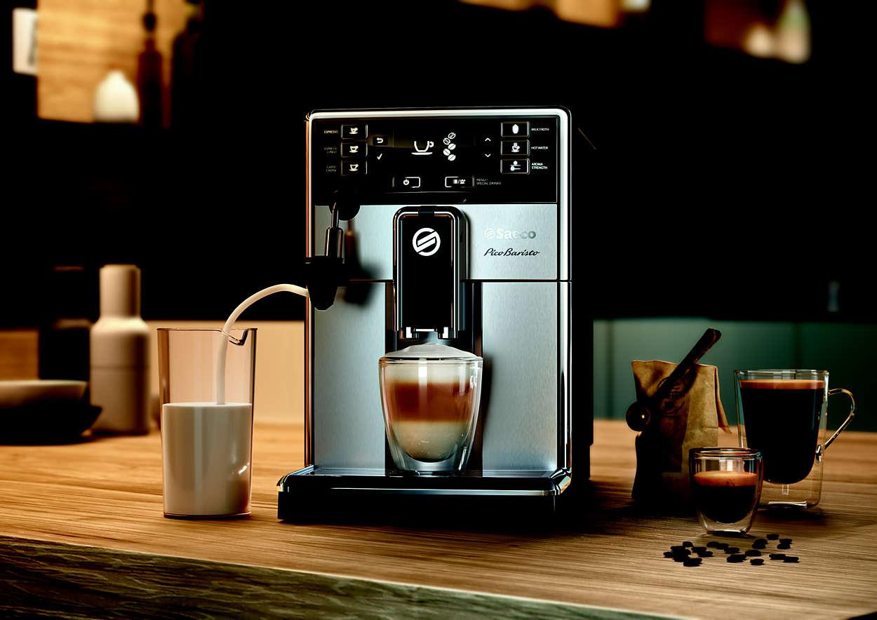 Топ-5 кавомашин для вашого будинку*