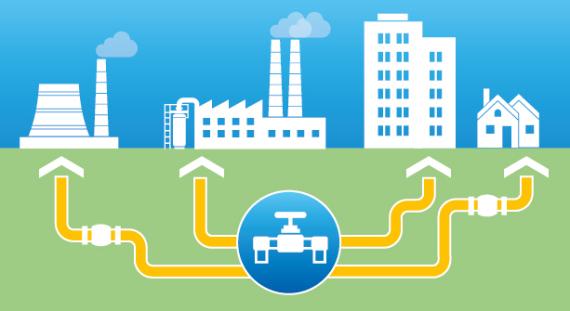 Громади будуть з теплом: опублікували договір на постачання природного газу для бюджетних установ та організацій в громадах