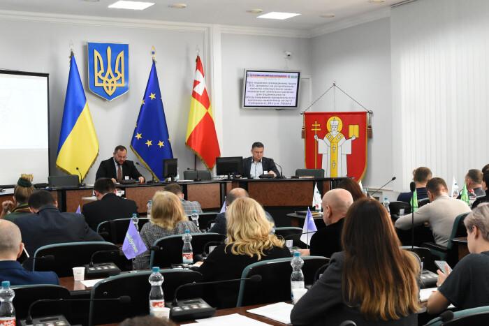 Кошти для ЛПЕ та на зовнішнє освітлення: у Луцьку внесли зміни до бюджету громади