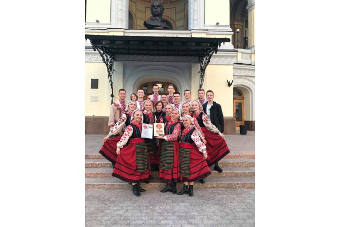 Колективи Палацу культури міста Луцька здобули перемогу на Всеукраїнському фестивалі-конкурсі